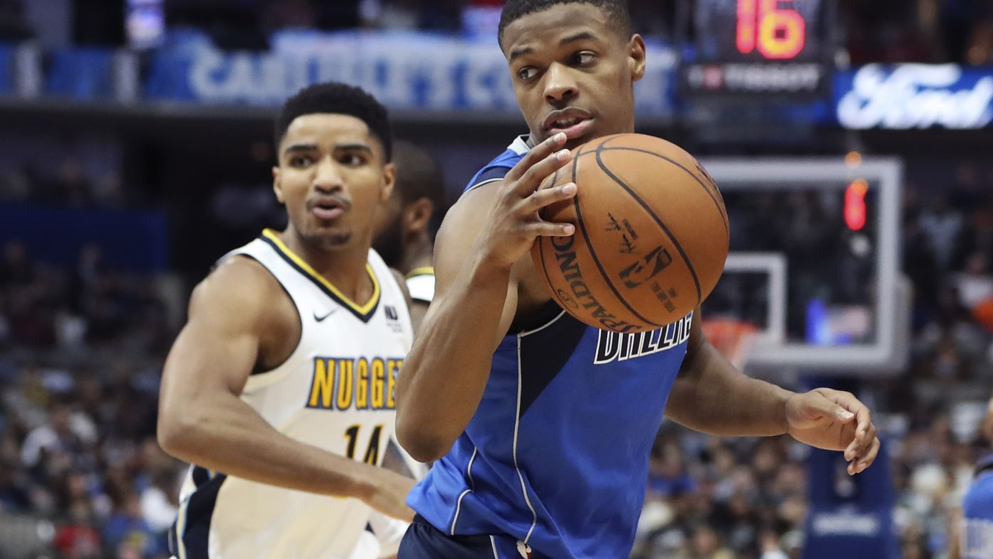 Mavericks vs. Nuggets NBA
