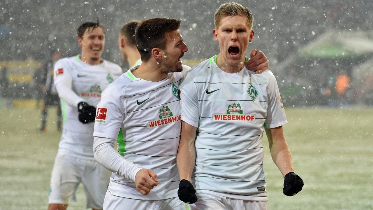 Werder Bremen vs Cologne - Bundesliga