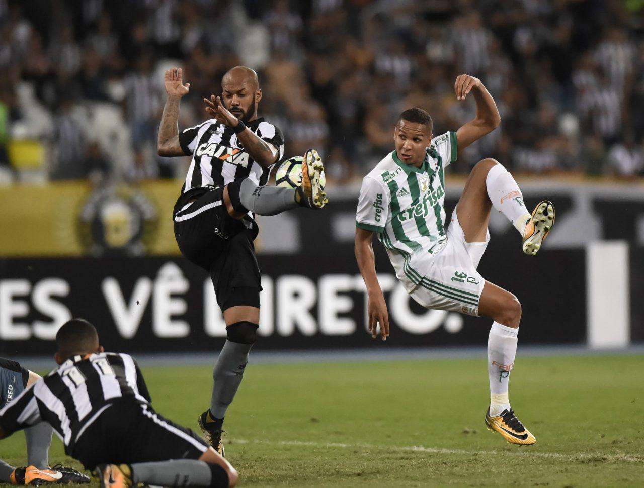 Soccer Prediction Botafogo vs Palmeiras