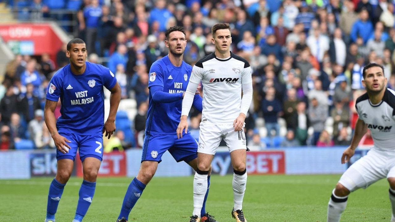 Derby County vs Cardiff Championship