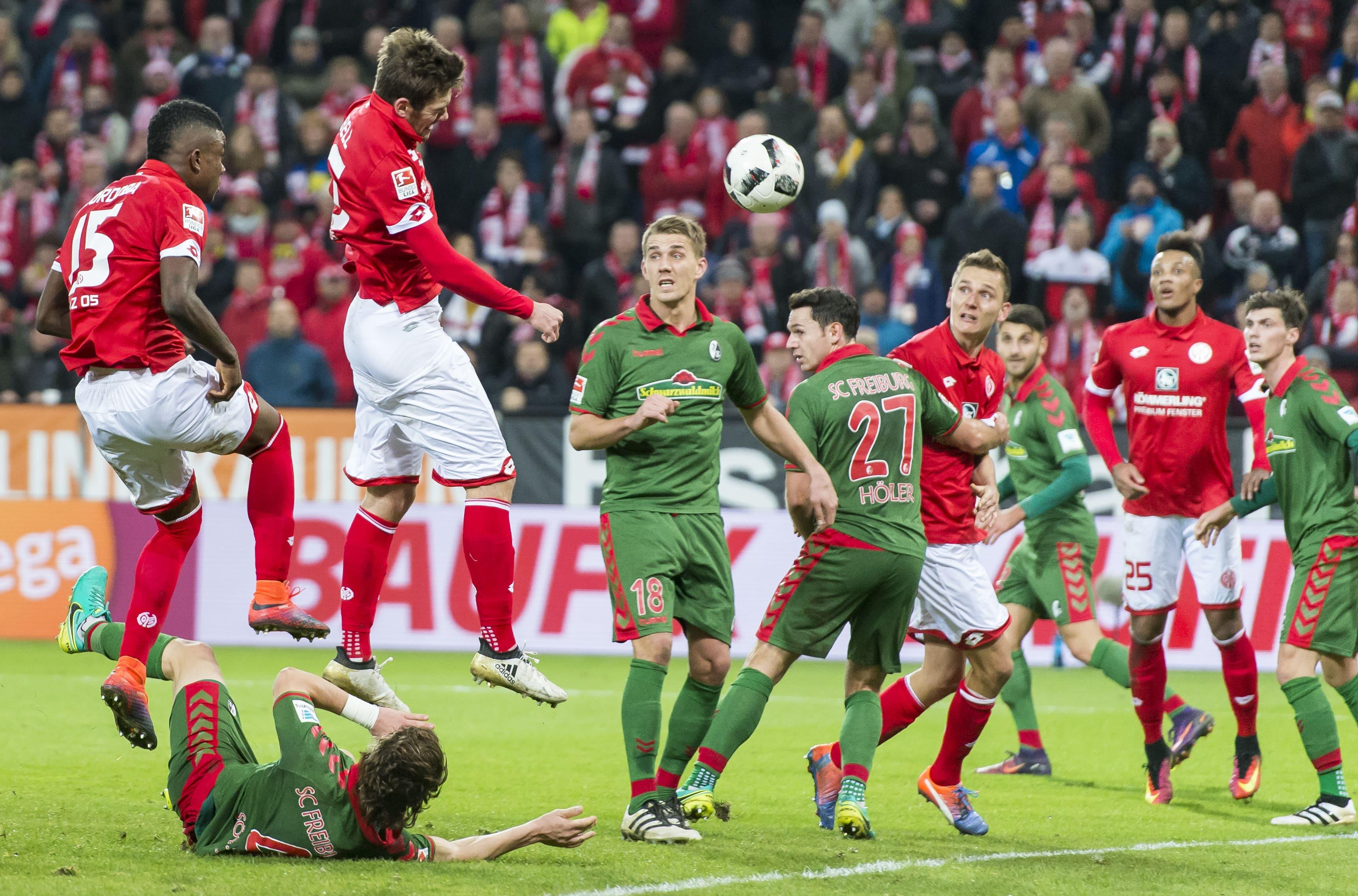 Mainz Vs Freiburg