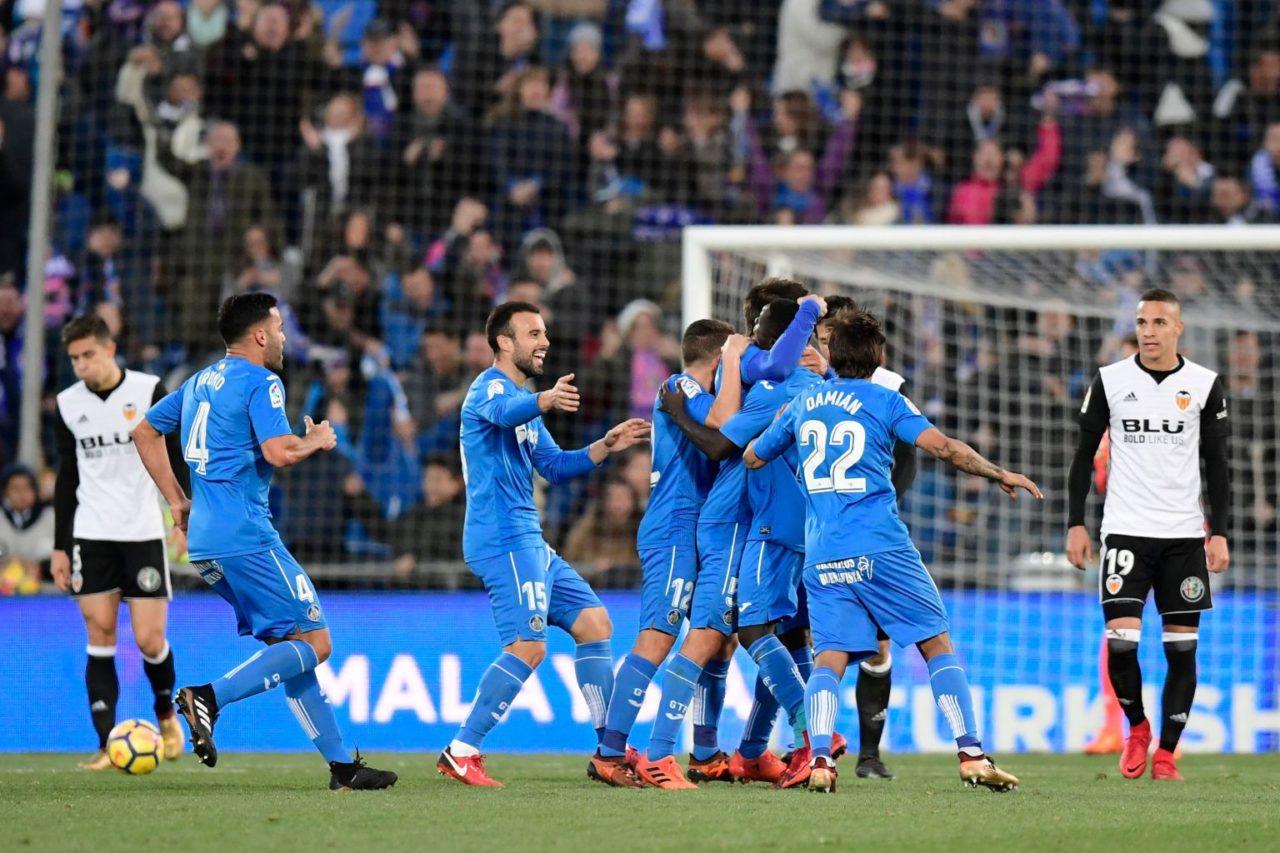 Valencia vs Getafe Soccer Prediction