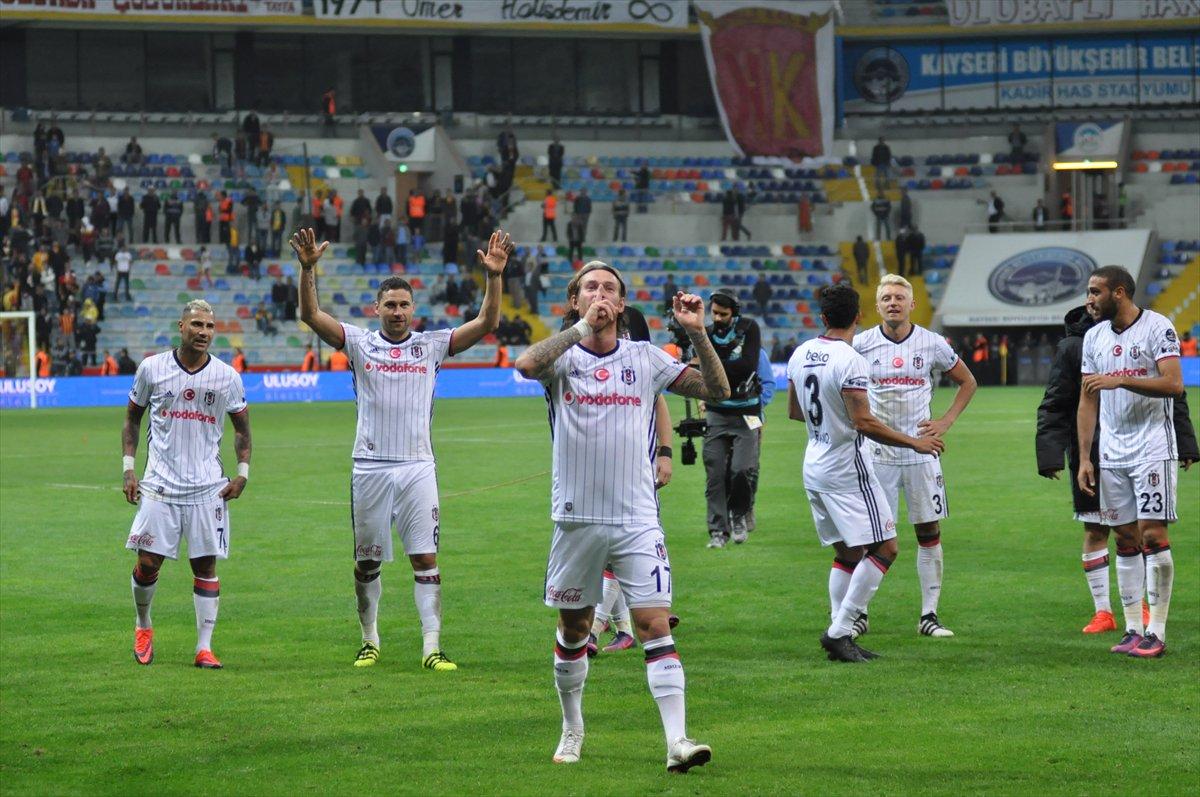 Besiktas vs Kayserispor Soccer Prediction