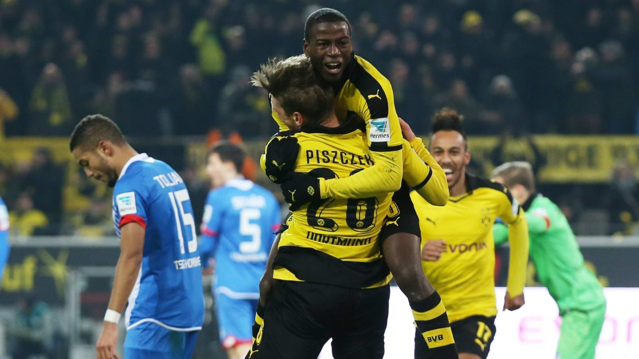 Hoffenheim vs Dortmund Soccer Prediction