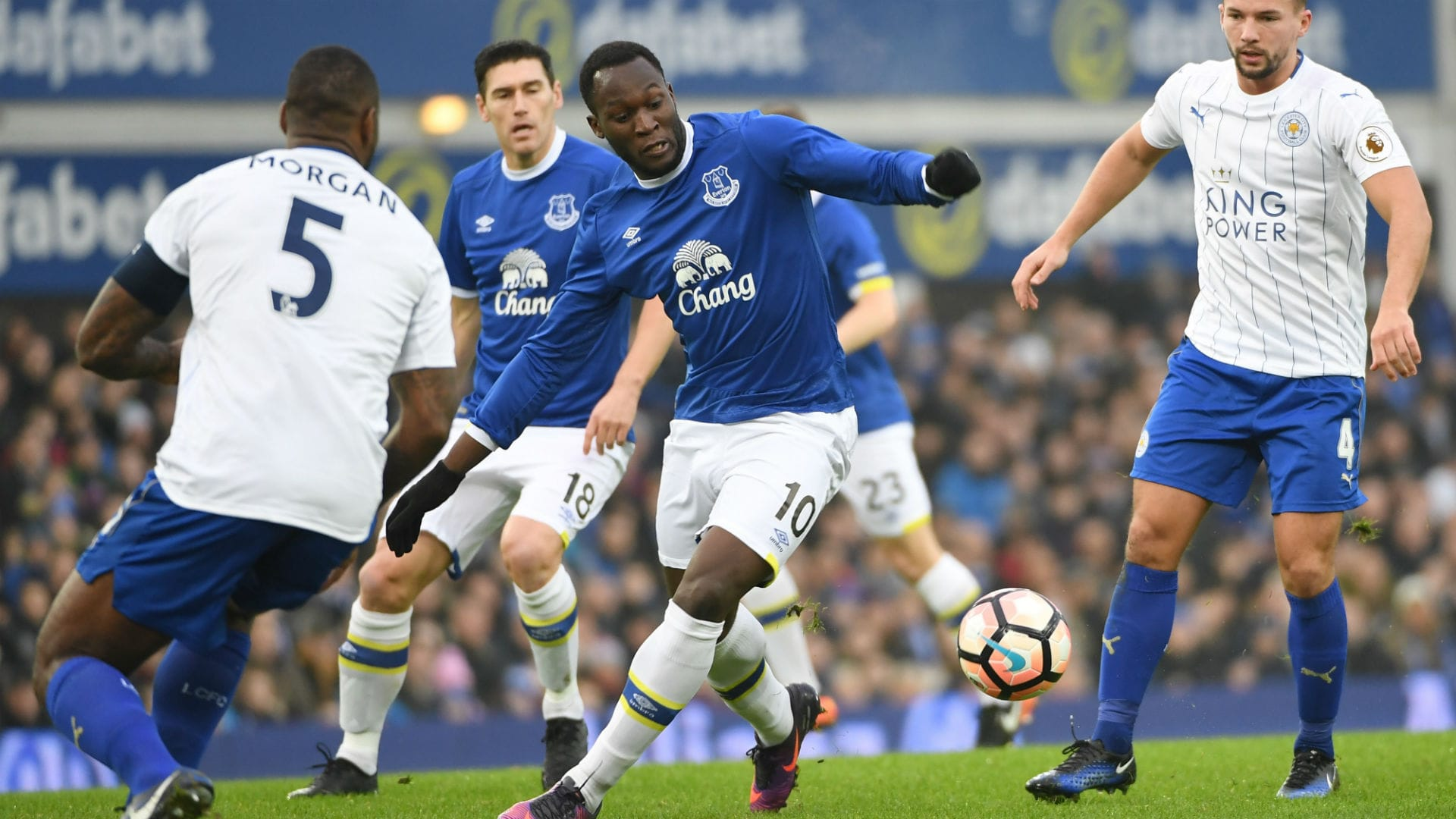 EVERTON vs LEICESTER prediction