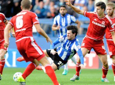 Middlesbrough FC vs Sheffield Wednesday FC