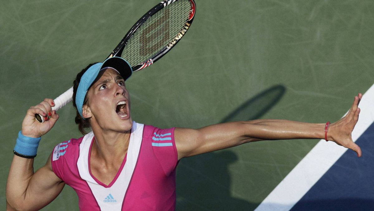 Roberta Vinci vs Andrea Petkovic