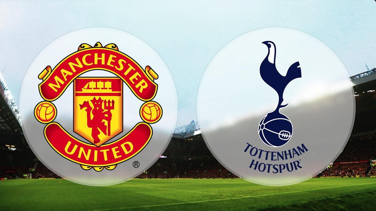 Tottenham - Manchester Utd Soccer prediction