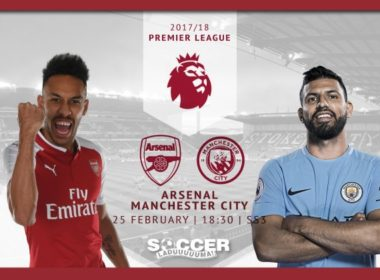 Arsenal -Manchester City Prediction