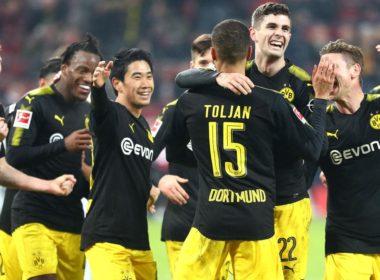 Atalanta vs Dortmund - Europa League