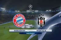Bayern vs Besiktas Champions League