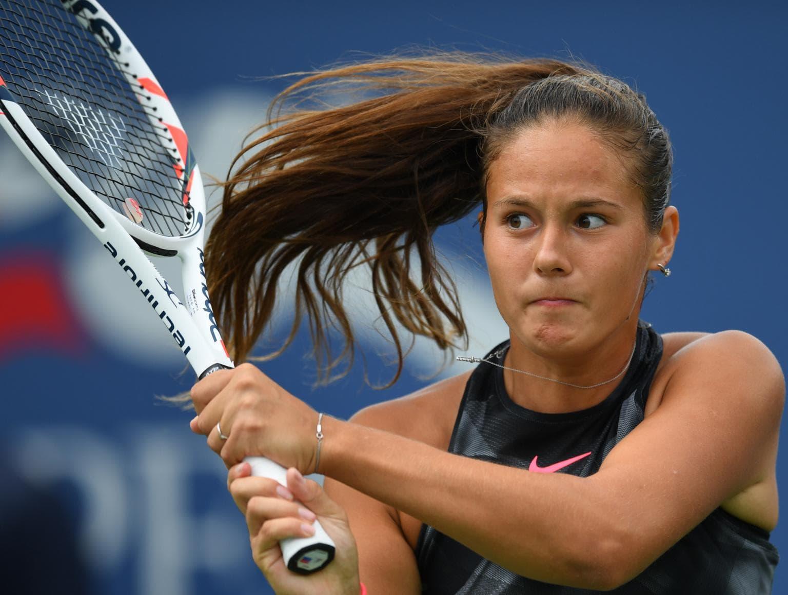 Catherine Bellis vs Daria Kasatkina tennis picks