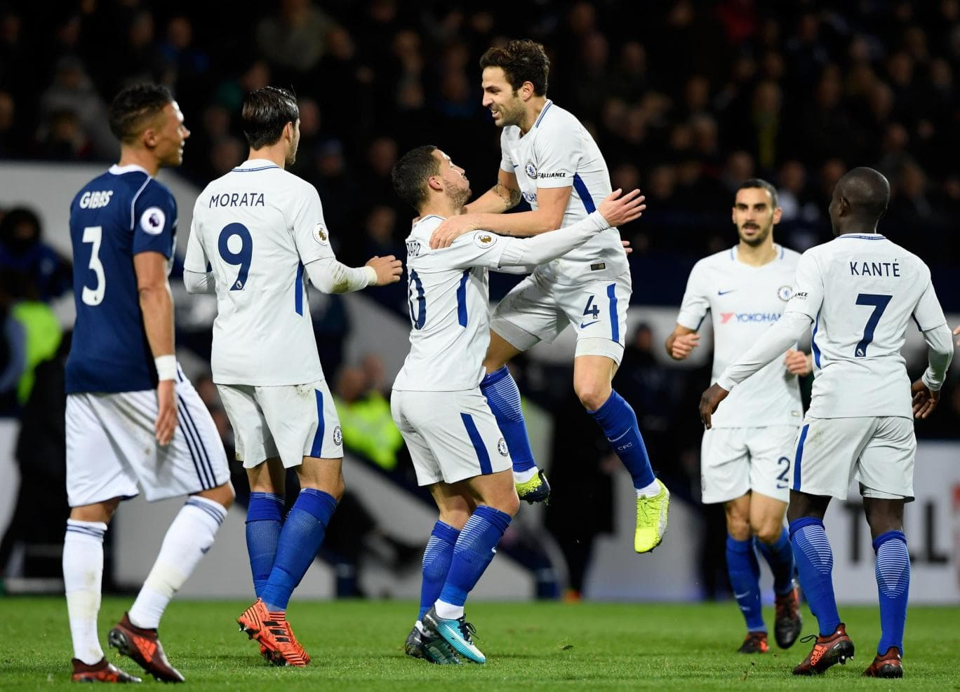Chelsea - West Brom soccer prediction