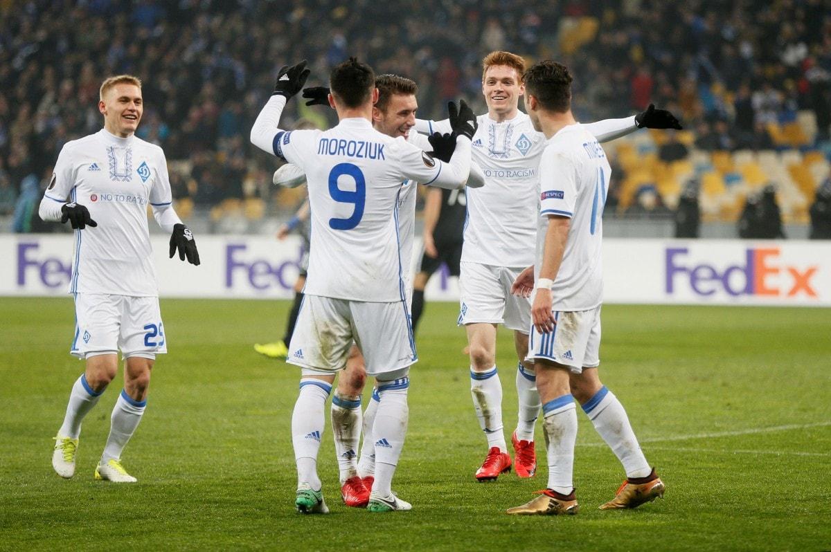 Benfica – Dynamo Kiev (LIVE STREAM)  |Dinamo Kiev