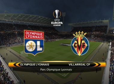 LYON vs VILLARREAL EUROPA LEAGUE