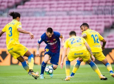Las Palmas vs Barcelona Soccer Prediction