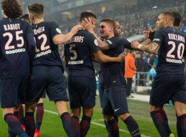 PSG vs Marseille Soccer Prediction