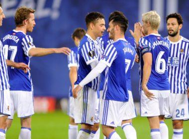 Salzburg vs Real Sociedad Europa League