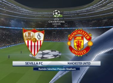 Sevilla vs Manchester United Champions League