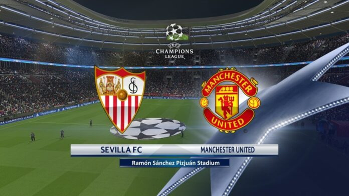 Sevilla vs Manchester United Champions League
