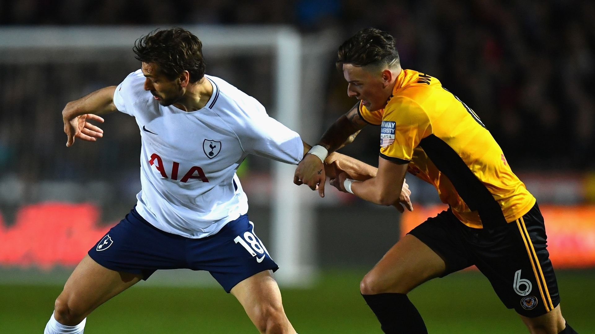 Tottenham vs Newport match preview