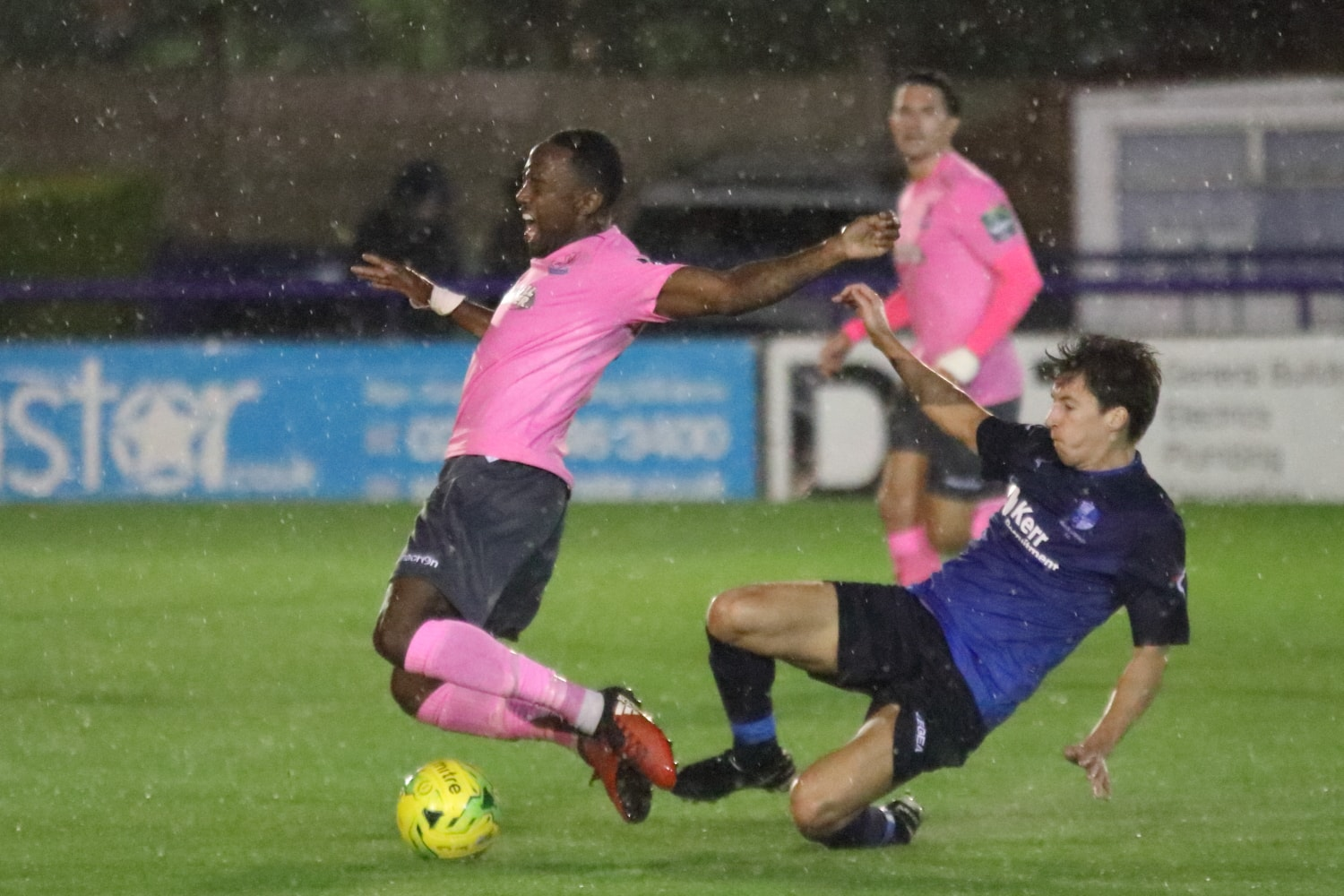 Wingate & Finchley - Tooting & Mitcham soccer prediction