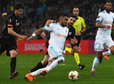 Athletic Bilbao vs Marseille - Europa League