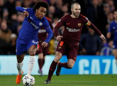 Barcelona vs Chelsea - Champions League