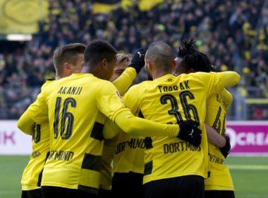 Bayern vs Dortmund Soccer Prediction