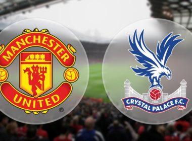 Crystal Palace vs Manchester United - Premier League