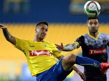 Estoril vs Paços Ferreira Soccer Prediction