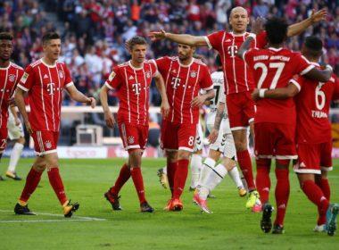 Freiburg vs Bayern - Bundesliga