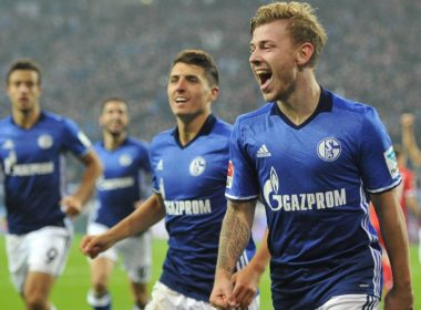 Mainz vs Schalke Bundesliga