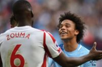 Manchester City vs Stoke - Premier League