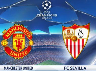 Manchester United vs Sevilla Champions League