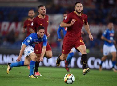 Napoli vs. Roma Soccer Prediction