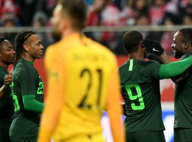 Nigeria vs Serbia Soccer Prediction