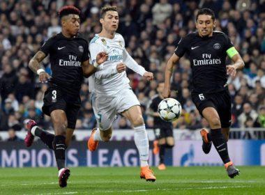 PSG vs Real Madrid - Champions League