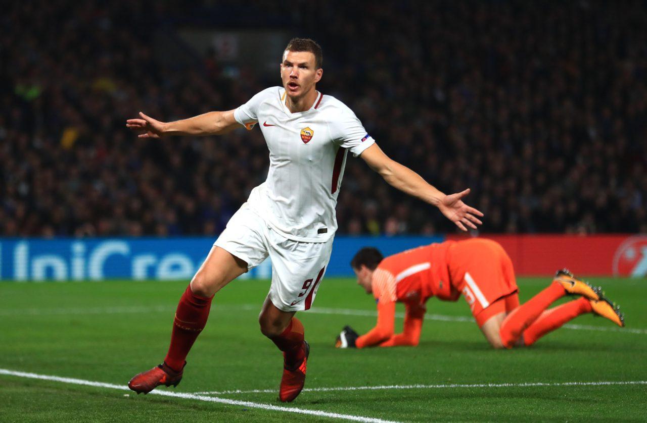 Roma vs Shakhtar Donetsk - Champions League
