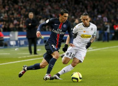 Soccer Prediction PSG vs Angers