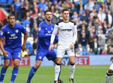 Derby County vs Cardiff Championship