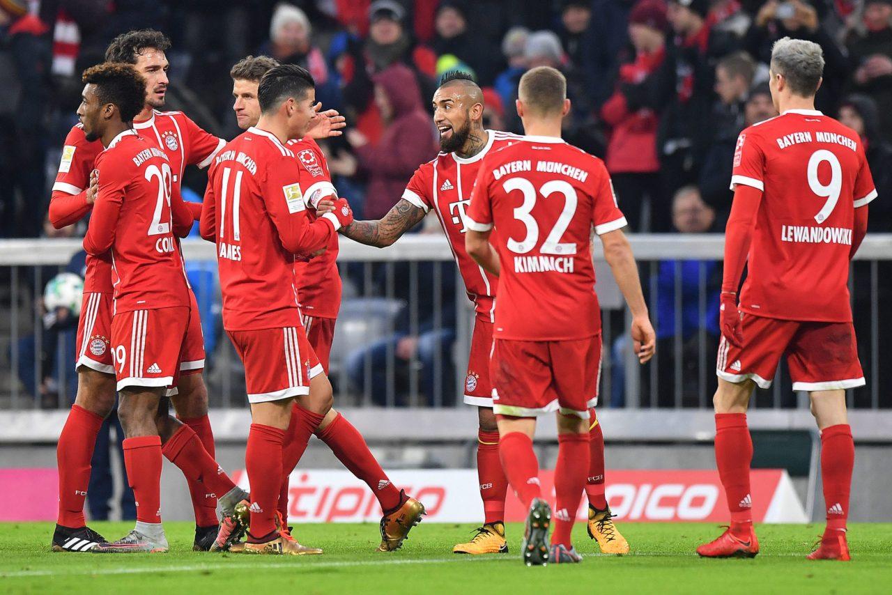 Bayern Vs Hanover