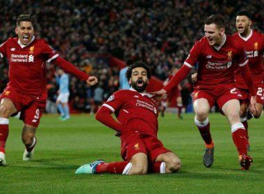 Champions League Liverpool vs Roma