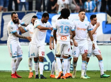 Marseille vs Salzburg Europa League