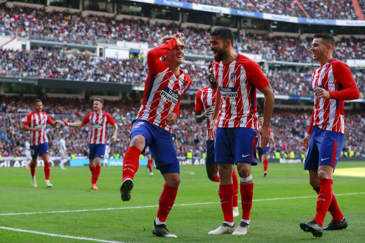 Real Sociedad vs Atletico de Madrid Soccer Prediction 19 ...