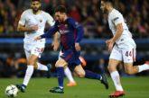 Roma vs Barcelona Champions League