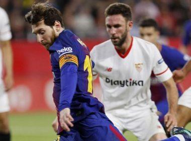 Sevilla vs Barcelona Soccer Prediction