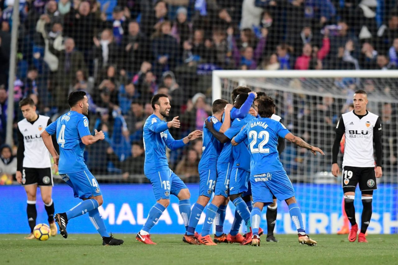 Image result for Valencia vs Getafe Live