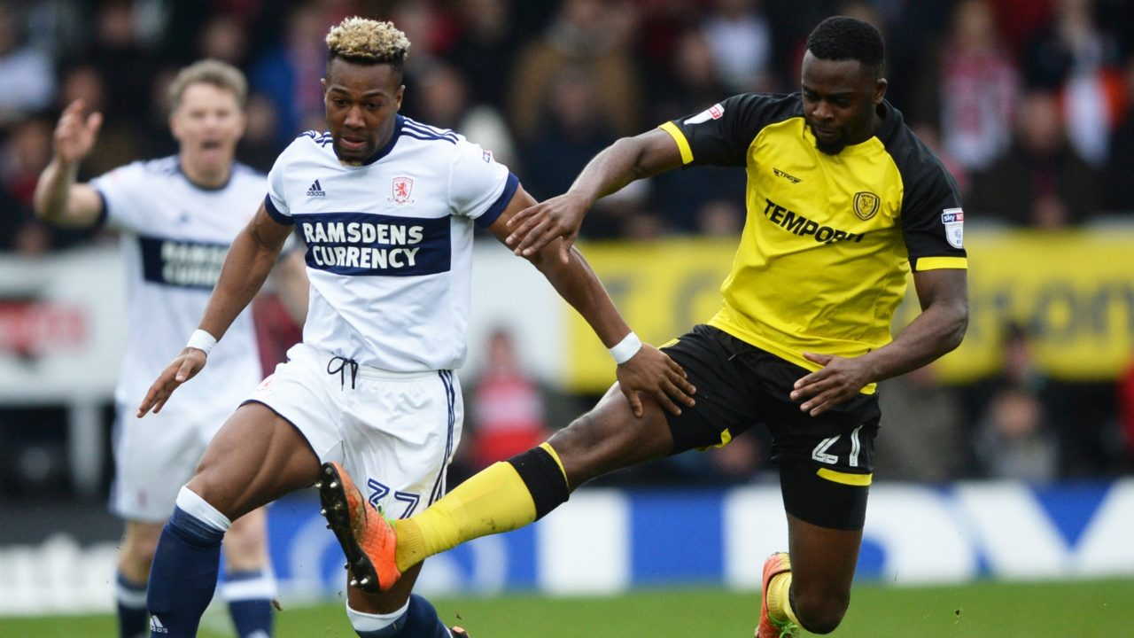 Aston Villa vs. Middlesbrough Championship