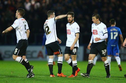 Fulham vs Derby Championship
